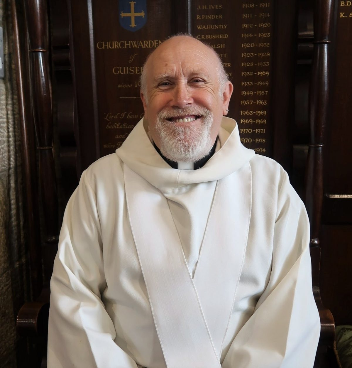 Associate Priest: Father John Richardson