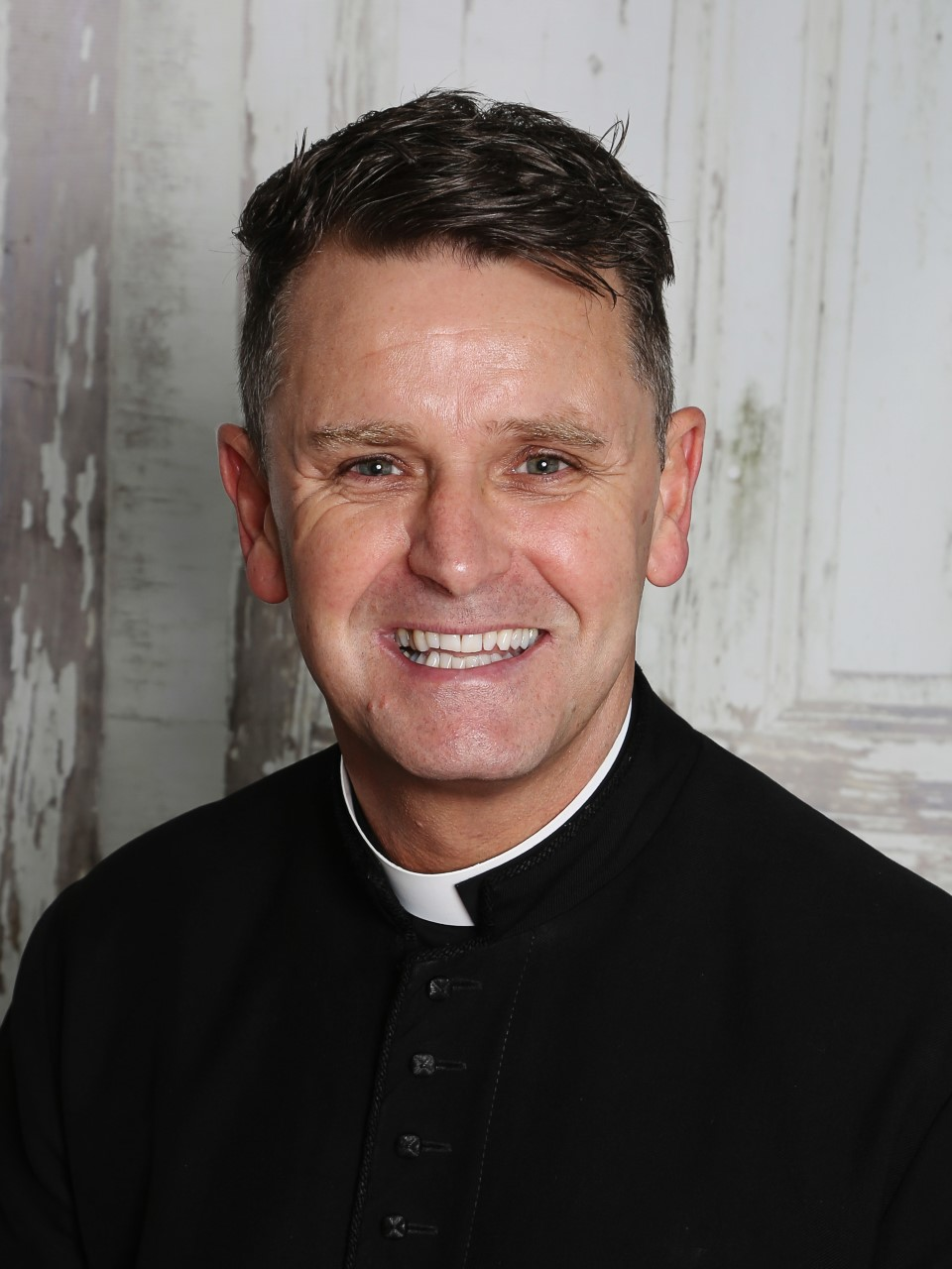 Rector: Father David Pickett MBE
