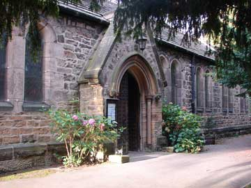 St Paul's Church Esholt