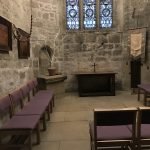 St Aidens Chapel of Prayer in St Oswald's Church, Guiseley