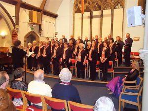Fairfax Singers Concert @ St Oswald's Church