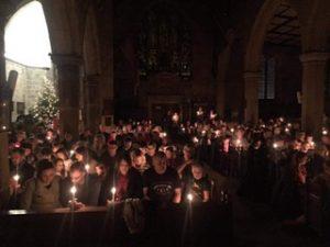 Christingle @ St Oswald's Church