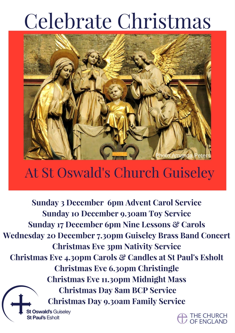 Our services for Christmas