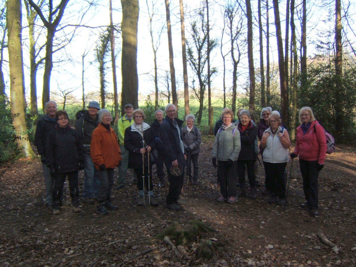 Parish Walking Group –  Saturday 20th July