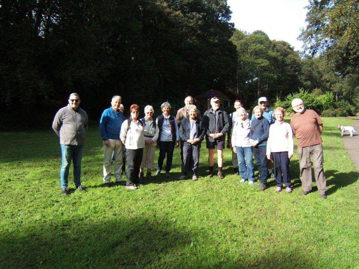 Parish Walking Group