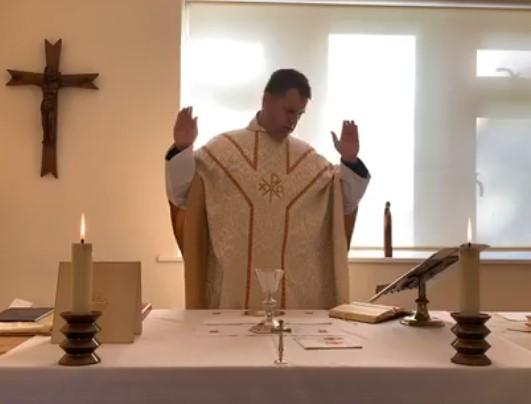 Eucharist – Sunday 19th April